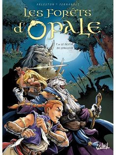Forêts d'Opale 10 - Le Destin du jongleur