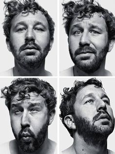 An Afternoon of Ping-Pong with Chris O'Dowd -- Vulture