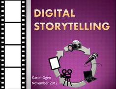 Digital Storytelling - GENIUS technology websites