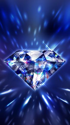 Diamond Wallpaper for iPhone images) Computer Wallpaper, Galaxy Wallpaper, Cellphone Wallpaper, Iphone Wallpaper, Diamond Wallpaper, Flowery Wallpaper, Luxury Wallpaper, Blue Wallpapers, Wallpaper Backgrounds