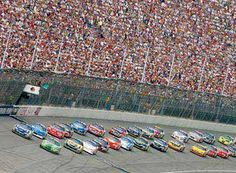 Michigan International Speedway (MIS) in Brooklyn, MI