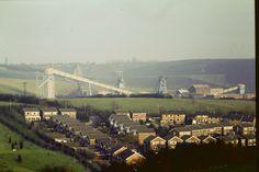 Gedling Colliery 1983 Arnold Photos, Coal Mining, Local History, Historical Pictures, Nottingham, Golden Gate Bridge, San Francisco Skyline, England, Mining Equipment