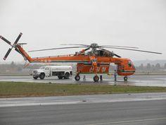 Erickson Air-Crane S-64 FP202