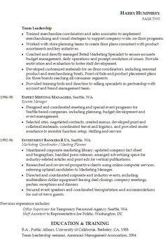 Product Marketing Manager Resume Example Check Out More Video Marketing  Awesomeness At: SemanticMastery.com