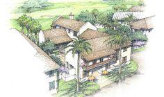 Hill Group - Plan A - Windsor Vero Beach, Florida Windsor Florida, Plan A, How To Plan, Golf Estate, Central Island, Treasure Coast, Waterfront Property, Vero Beach, Seaside Towns