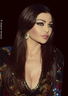 Haifa Wehbe born March is a Lebanese singer and actress. She has released seven studio albums, and made her acting debut in the 2008 Pepsi-produced film Sea of Stars. In Wehbe was on People Magazine's 50 most beautiful people list. Haifa Wehbe, Most Beautiful People, Beautiful Eyes, Beautiful Arab Women, Arabian Beauty Women, Turkish Beauty, Arabic Beauty, Arabic Makeup, Indian Makeup