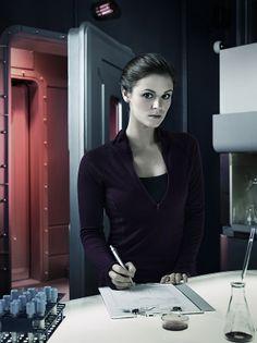 Helix   Jordan Hayes as Dr. Sarah Jordan