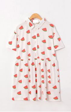 watermelon shift dress!