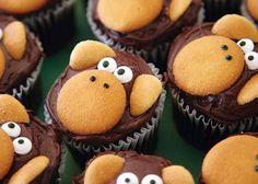Birthday Party Ideas: Mod Monkey