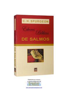 C. h. spurgeon   esboços bíblicos de salmos by Wesley Souza via slideshare