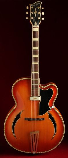 Otwin guitars were a line of guitars made by Musima Company, East Germany. Guitar Musical Instrument, Jazz Guitar, Guitar Art, Music Guitar, Cool Guitar, Playing Guitar, Musical Instruments, Guitar Pics, Archtop Guitar