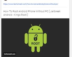 https://www.techomash.com/how-to-root-android-phone-without-pc/