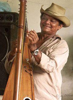 Venezuelan musician. (Venezuela, South America)