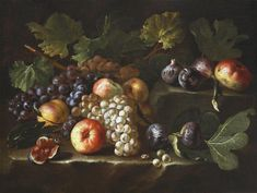 MICHELANGELO PACE (MICHELANGELO DA CAMPIDOGLIO ). (Roma 1610 -1670 )