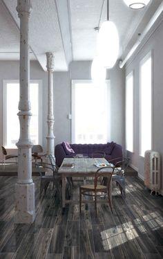 Azteca at Cersaie 2013 #interiors #living #columns