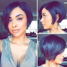 Love this cut @beautybyrachelrenae - Black Hair Information