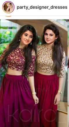 Blouse Inspired 👚 Lehnga Dress, Lehenga Gown, Party Wear Lehenga, Lehenga Blouse, Indian Designer Outfits, Indian Outfits, Designer Dresses, Indian Gowns Dresses, Lehenga Designs