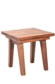 The Europe side table is made in India from solid Sheesham wood. It has a modern look and natural finish that offers quality and cm Decor, Furniture, Home Furniture, Side Table, Home Decor Online, Living Room Side Table, Table, Decor Shopping Online, Coffee Table