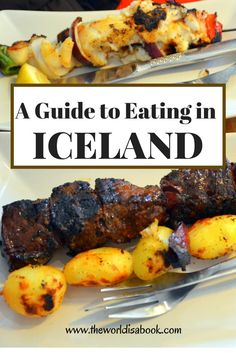 Eating in Iceland with kids: Bizarre Foods Edition Iceland has a reputation for having some strange foods like putrefied shark, whale and puffin. See some of the bizarre and surprising things during our trip to Iceland with kids. Island Travel, Iceland With Kids, Iceland Adventures, Iceland Travel Tips, Thinking Day, Future Travel, International Recipes, Foodie Travel, Places To Eat