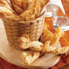 Pepperidge Farm® Puff Pastry - Recipe Detail - Touchdown Twists