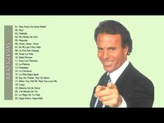 Julio Iglesias Collection HD/HQ || Best Songs Of Julio Iglesias