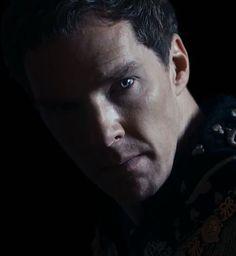 "christopher-tietjens-blog: "" The Hollow Crown. Benedict Cumberbatch as Richard III """