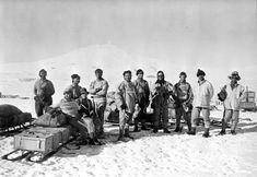 "Antarctic Explorer and Shackleton Comrade Tom Crean - Tom Crean's accomplishments make ""The Heroic Age of Antarctic Exploration"" the understatement of the century.   http://adventure-journal.com/2016/02/antarctic-explorer-and-shackleton-comrade-tom-crean/"