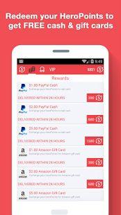 Rewards Hero-Make Money Online - μικρογραφία στιγμιότυπου οθόνης