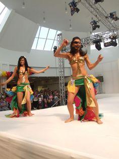 afra fashion show
