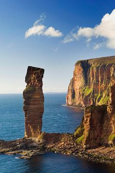 The Old Man of Hoy by VisitScotland, via Flickr