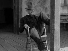 Henry Fonda dans My darling Clementine de Ford
