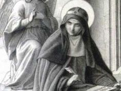 Saint of the day – July 23 – St Brigget of Sweden – She is one of the six patron saints of Europe, together with Benedict of Nursia, Saints Cyril and Methodius, Catherine of Siena and Edith Stein. | Awestruck