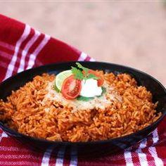 Mexican Rice II Allrecipes.com