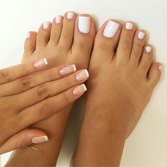 90 Me gusta 2 comentarios the. Nails Polish, Aycrlic Nails, Feet Nails, Pink Nails, Hair And Nails, Pretty Toe Nails, Cute Toe Nails, Pretty Toes, Pretty Pedicures