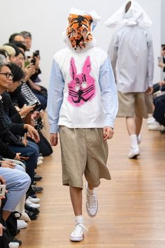 1bd74abf98cf Comme des Garcons Shirt Spring Summer 2019 Hypebeast