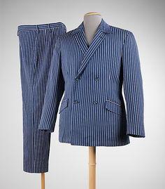 Suit John Stephen (British, born Scotland, 1934–2004) Date: ca. 1968 Culture: British Medium: wool