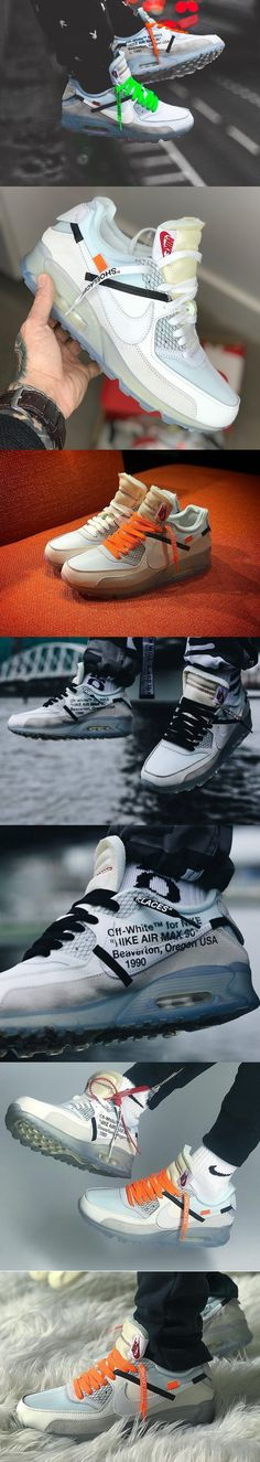 new styles c65b5 423a6 Off  White  Nike  Air  Max90  Revealing http   feedproxy