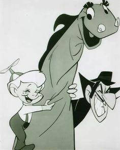 Beanie & Cecil cartoon