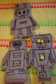 #lo-tech robots.    save on party and craft supplies for 2013 ..up to 70% off retail... #arts ..#crafts .. #sewing ... share .. repin .. like  :)    http://amzn.to/13iw3yo