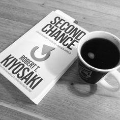 Easy like Sunday morning.... #books #business #secondchance #coffee #photo