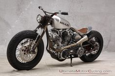 Shovelhead custom by Kraus