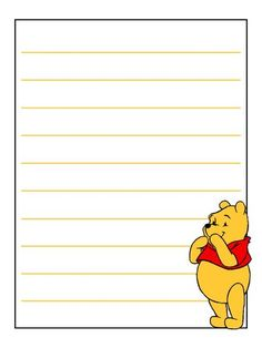 Journal Card - Jake - Disney Junior - Neverland Pirate - lines - photo by pixiesprite Printable Lined Paper, Free Printable Stationery, Disney Writing, Fancy Notebooks, Winnie The Pooh Friends, Cute Cartoon Drawings, Disney Scrapbook, Stationery Paper, Writing Paper