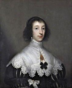 Portrait of a Lady by Cornelis Janssens van Ceulen      Date painted: 1633