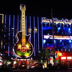 Hard Rock Cafe Las Vegas in Las Vegas, NV