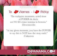 En cualquier... #CITAS - At any given... #QUOTES | #PANAMA #EnPanama #TRAVEL #VIAJES https://www.facebook.com/en.panama   EnPanama.com