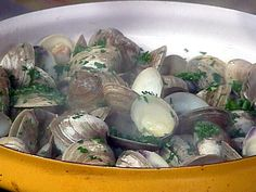 Vicky's Clams from FoodNetwork.com