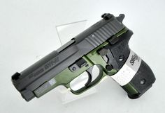 "Sig Sauer M11-A1 Talo Exclusive Army Green 9mm 3.9"" [New in Box] $899.99 