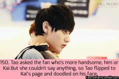 LOL WTH TAO HOW OLD ARE YOU