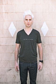 Men's T Shirt Front