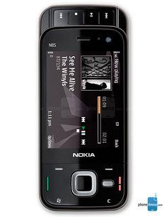 Nokia N85 Photos